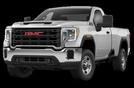 New 2020 GMC Sierra 2500HD Exterior