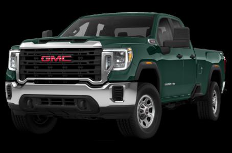 New 2020 GMC Sierra 3500HD Exterior