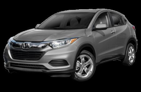 New 2020 Honda HR-V Exterior