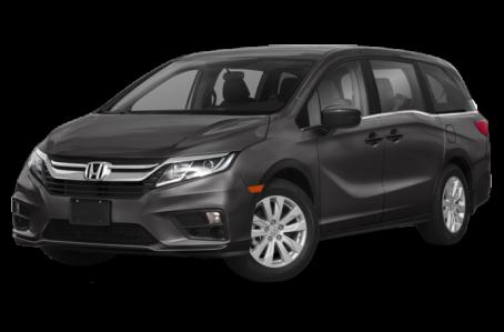 New 2020 Honda Odyssey Exterior