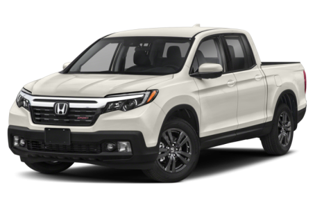 New 2020 Honda Ridgeline Exterior