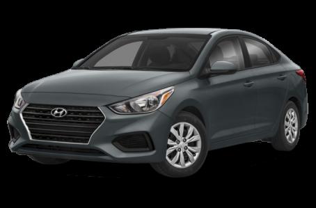 New 2020 Hyundai Accent Exterior