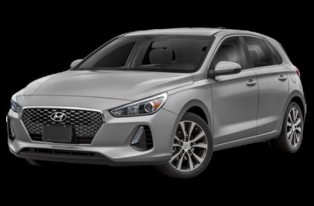 New 2020 Hyundai Elantra GT Exterior