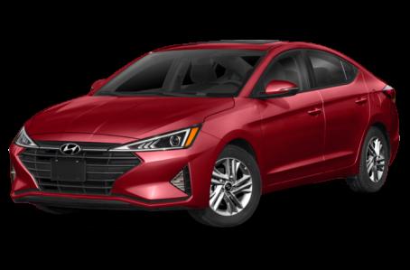 New 2020 Hyundai Elantra Exterior