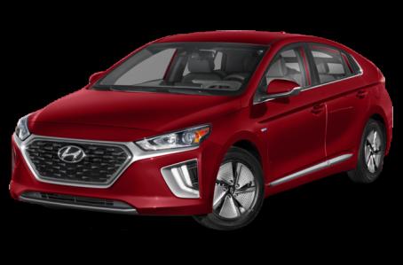 New 2020 Hyundai Ioniq Hybrid Exterior
