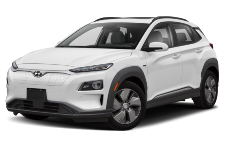 New 2020 Hyundai Kona EV Exterior