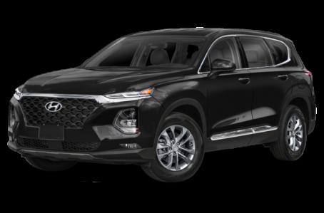 New 2020 Hyundai Santa Fe Exterior