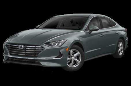 New 2020 Hyundai Sonata Exterior