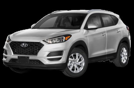 New 2020 Hyundai Tucson Exterior