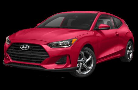 New 2020 Hyundai Veloster Exterior