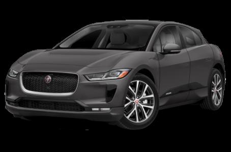 New 2020 Jaguar I-PACE Exterior