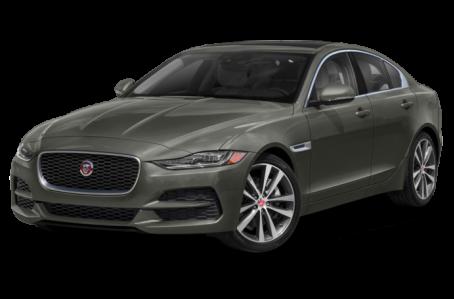 New 2020 Jaguar XE Exterior