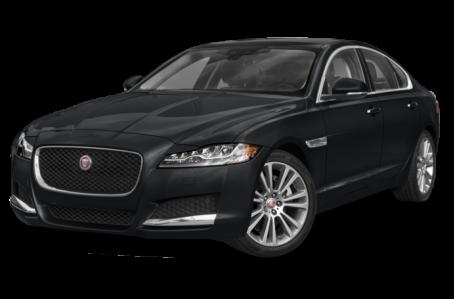 New 2020 Jaguar XF Exterior