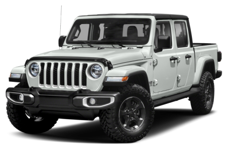New 2020 Jeep Gladiator Exterior