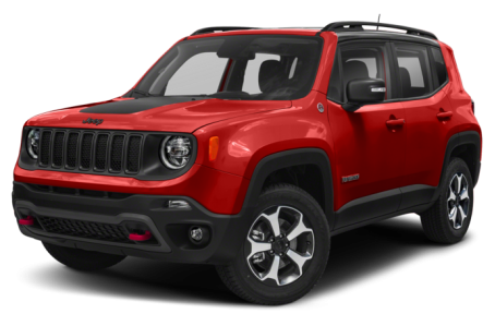 Picture of the 2020 Jeep Renegade
