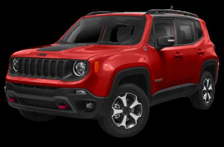 New 2020 Jeep Renegade Exterior