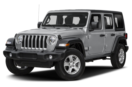 New 2020 Jeep Wrangler Unlimited Exterior