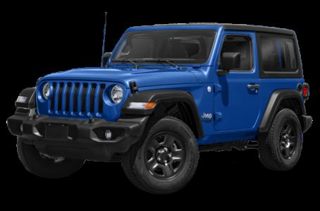 New 2020 Jeep Wrangler Exterior