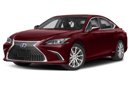 New 2020 Lexus ES 300h Exterior