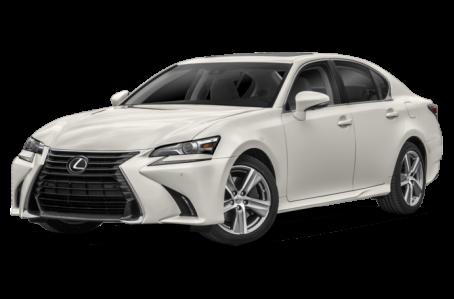New 2020 Lexus GS 350