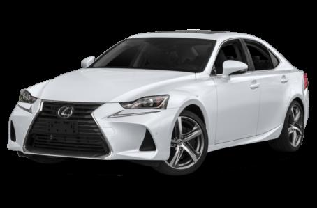 New 2020 Lexus IS 350