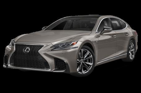 New 2020 Lexus LS 500 Exterior