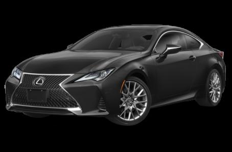 New 2020 Lexus RC 350 Exterior