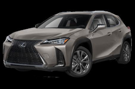 New 2020 Lexus UX 200