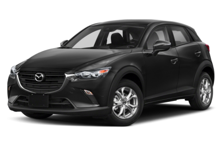 New 2020 Mazda CX-3 Exterior