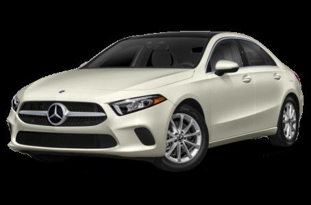 New 2020 Mercedes-Benz A-Class Exterior