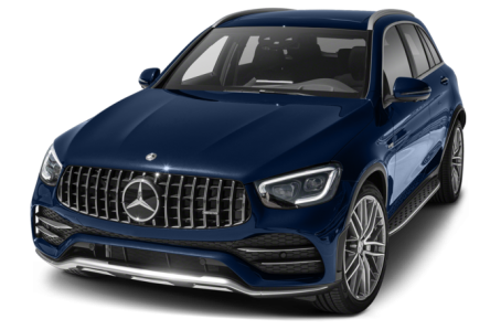 New 2020 Mercedes-Benz AMG GLC 43 Exterior