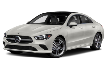 New 2020 Mercedes-Benz CLA 250 Exterior
