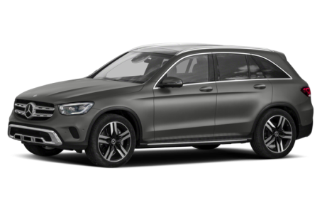 New 2020 Mercedes-Benz GLC 300 Exterior