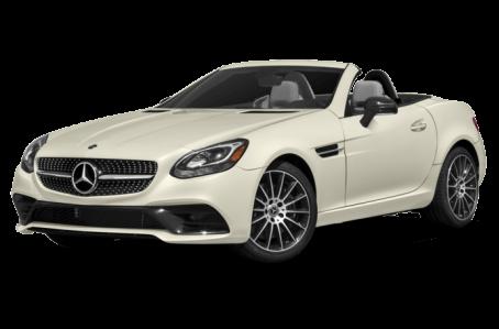 New 2020 Mercedes-Benz SLC 300 Exterior
