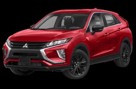 2020 Mitsubishi Eclipse Cross Exterior