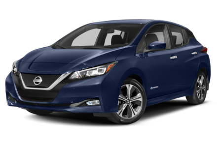 New 2020 Nissan LEAF Exterior