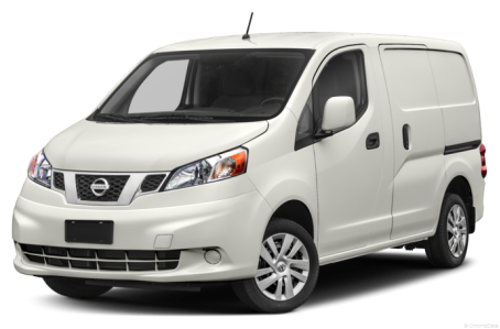 New 2020 Nissan NV200 Exterior