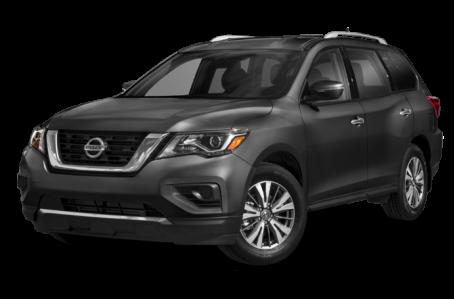 New 2020 Nissan Pathfinder Exterior
