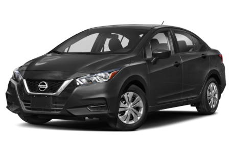 Picture of the 2020 Nissan Versa