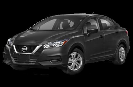 New 2020 Nissan Versa Exterior
