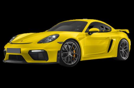New 2020 Porsche 718 Cayman Exterior