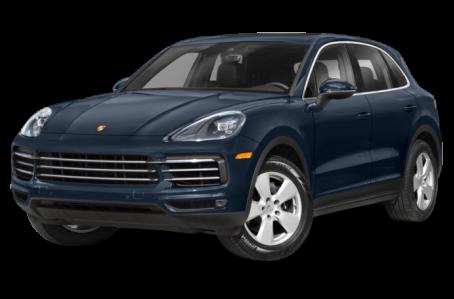 [2020 Porsche Cayenne]