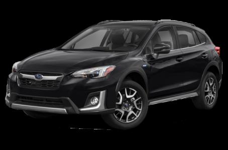 New 2020 Subaru Crosstrek Hybrid Exterior