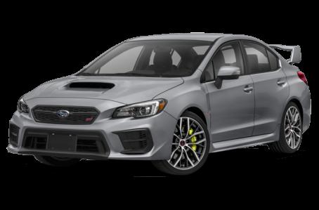 New 2020 Subaru WRX STI Exterior