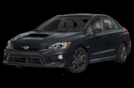2020 Subaru WRX Exterior
