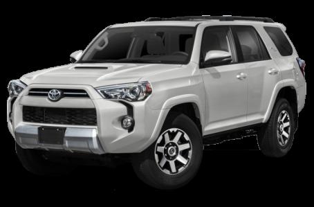 New 2020 Toyota 4Runner Exterior