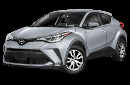 New 2020 Toyota C-HR Exterior