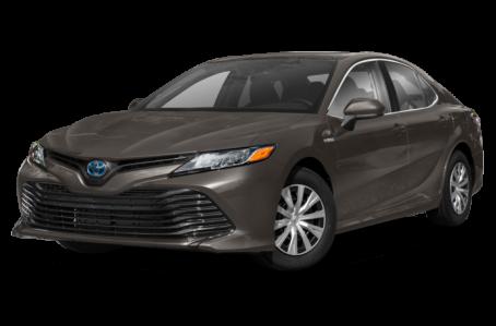 New 2020 Toyota Camry Hybrid Exterior
