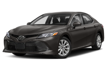 New 2020 Toyota Camry Exterior