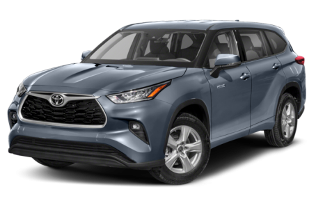 New 2020 Toyota Highlander Hybrid